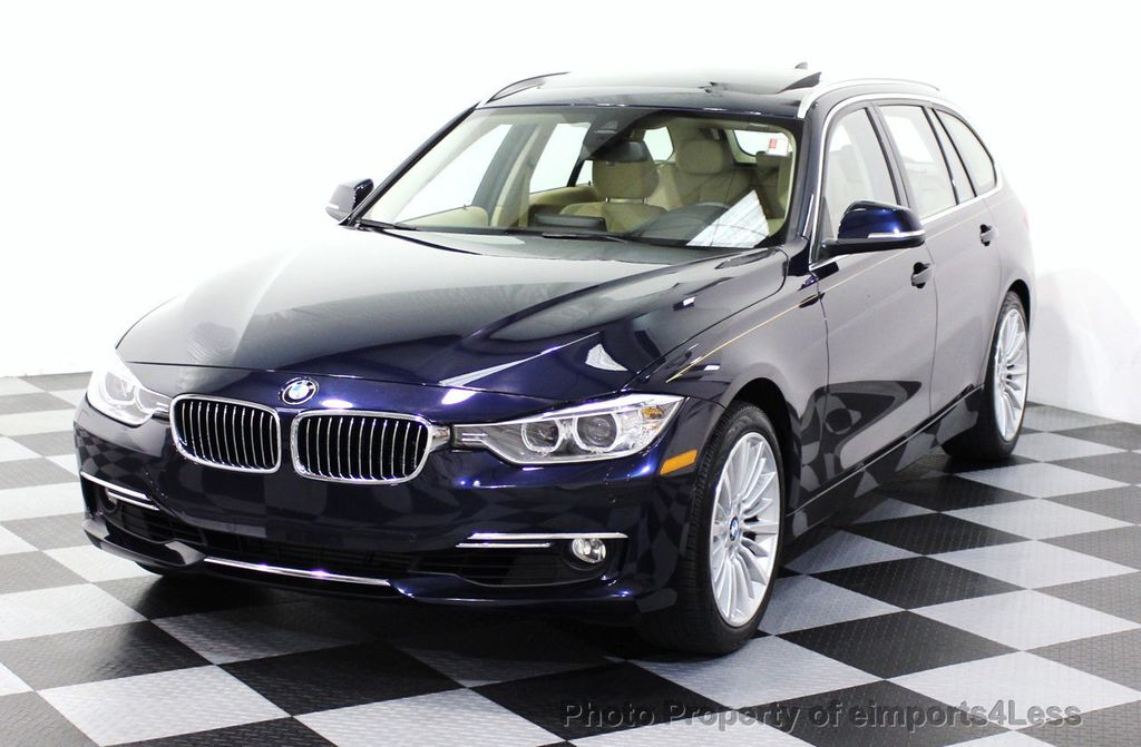 2014 Used Bmw 3 Series Certified 328xit Xdrive Awd Wagon