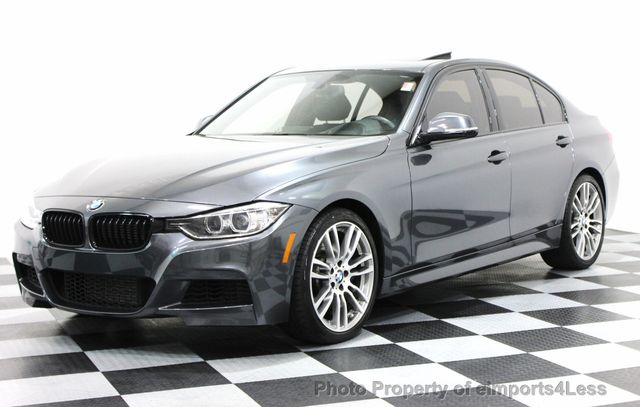 2014 Bmw 335I >> 2014 Used Bmw 3 Series Certified 335i M Sport Package