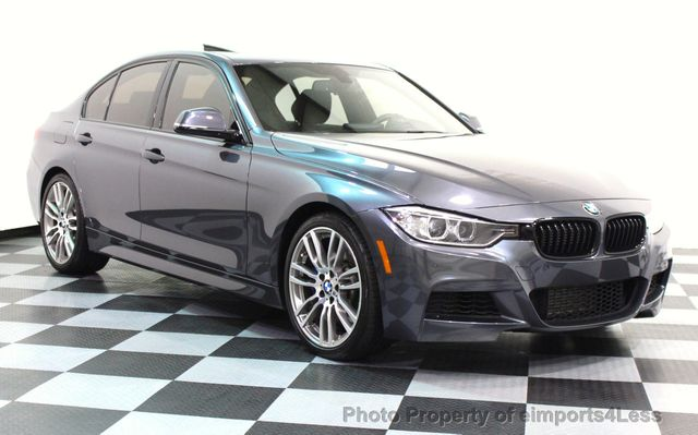 2014 BMW 3 Series CERTIFIED 335i M SPORT PACKAGE TECH NAV CAMERA - 16317878 - 14