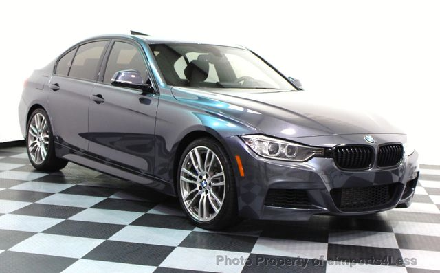 2014 Used BMW 3 Series CERTIFIED 335i M SPORT PACKAGE TECH NAV ...