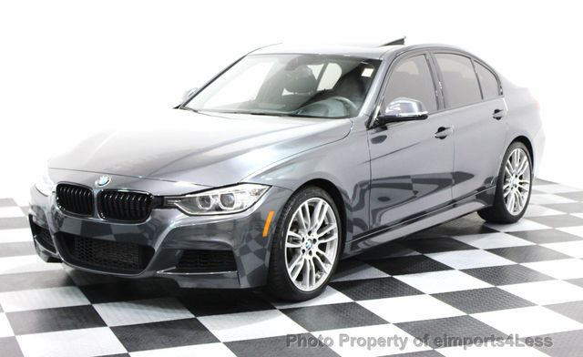 2014 BMW 3 Series CERTIFIED 335i M SPORT PACKAGE TECH NAV CAMERA - 16317878 - 22