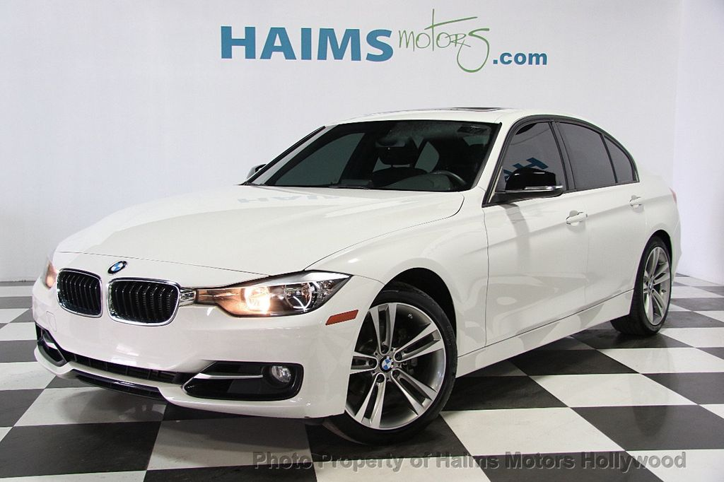 2014 used bmw 3 series sport package at haims motors serving fort lauderdale hollywood miami. Black Bedroom Furniture Sets. Home Design Ideas