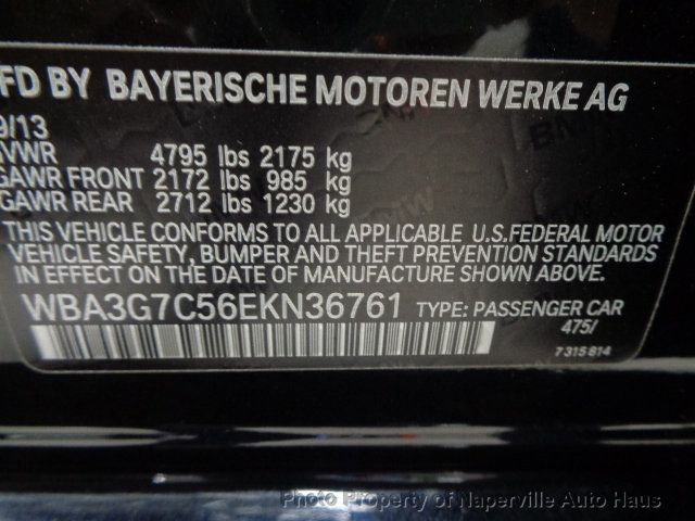 2014 BMW 3 Series Sports 328i xDrive - 18535663 - 45