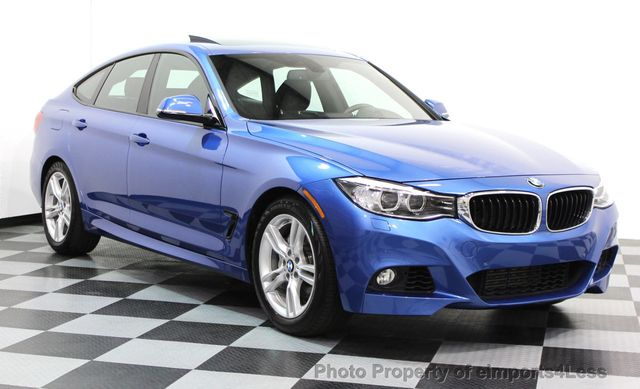 2014 used bmw 3 series gran turismo certified 335i xdrive gt m sport awd tech cam navi at. Black Bedroom Furniture Sets. Home Design Ideas