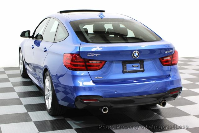 2014 used bmw 3 series gran turismo certified 335i xdrive. Black Bedroom Furniture Sets. Home Design Ideas