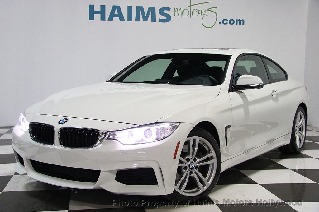 2014 Used Bmw 4 Series 428i At Haims Motors Serving Fort Lauderdale Hollywood Miami Fl Iid