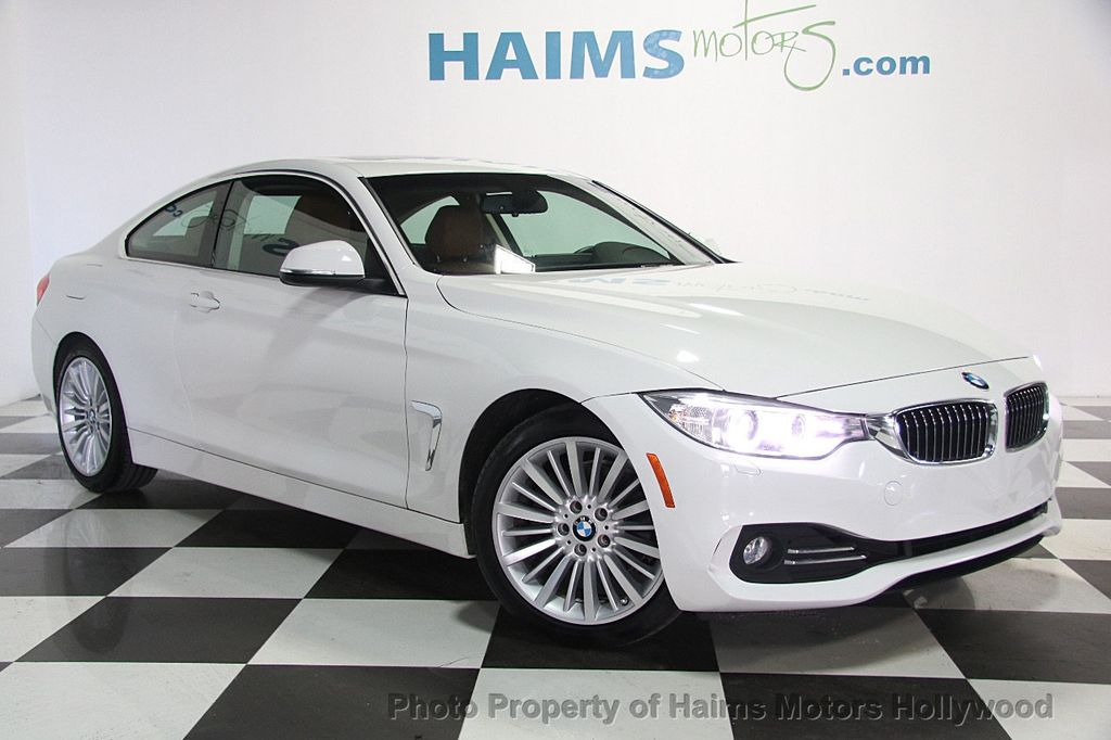 2014 used bmw 4 series 428i at haims motors ft lauderdale