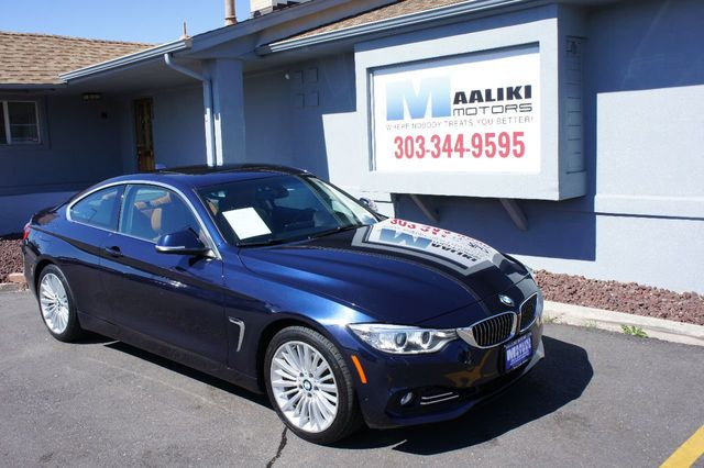 2014 BMW 4 Series 428i xDrive - 17819484 - 0