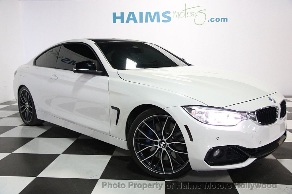 Used BMW Series I At Haims Motors Serving Fort - 2014 bmw 435i m sport