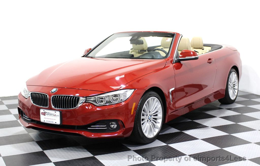 2014 used bmw 4 series certified 428i luxury line convertible assist navi at eimports4less. Black Bedroom Furniture Sets. Home Design Ideas