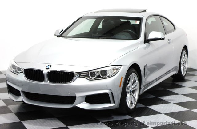 2014 BMW 4 Series CERTIFIED 428i xDRIVE M SPORT AWD COUPE NAVI - 16007905 - 13