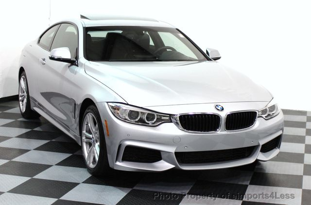 2014 BMW 4 Series CERTIFIED 428i xDRIVE M SPORT AWD COUPE NAVI - 16007905 - 14