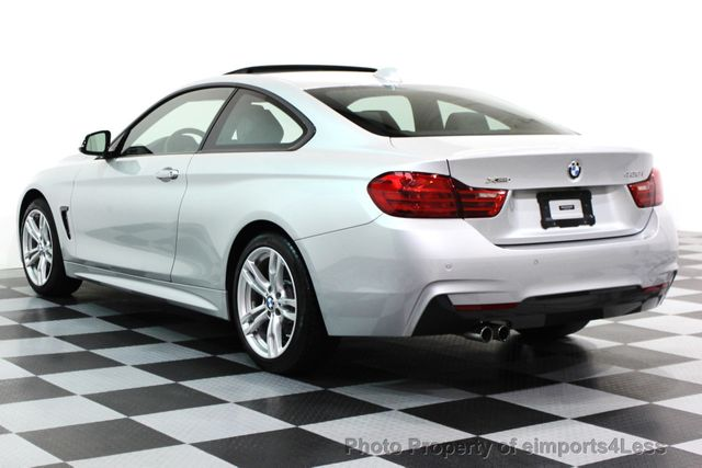 2014 BMW 4 Series CERTIFIED 428i xDRIVE M SPORT AWD COUPE NAVI - 16007905 - 15
