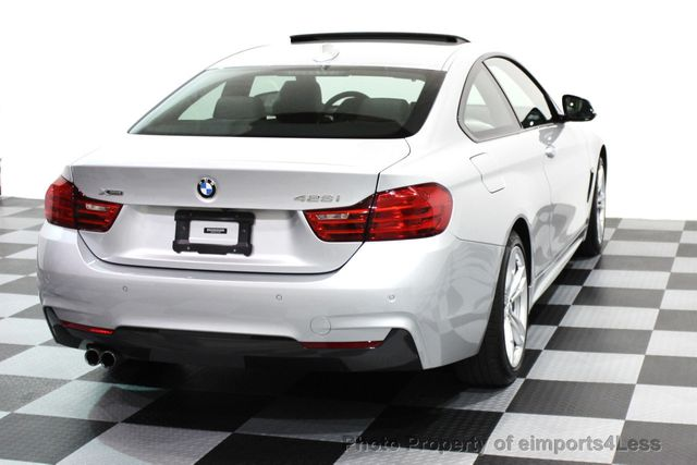 2014 BMW 4 Series CERTIFIED 428i xDRIVE M SPORT AWD COUPE NAVI - 16007905 - 16