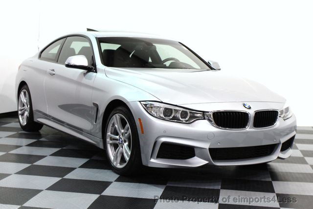 2014 BMW 4 Series CERTIFIED 428i xDRIVE M SPORT AWD COUPE NAVI - 16007905 - 1