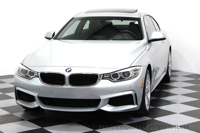 2014 BMW 4 Series CERTIFIED 428i xDRIVE M SPORT AWD COUPE NAVI - 16007905 - 25