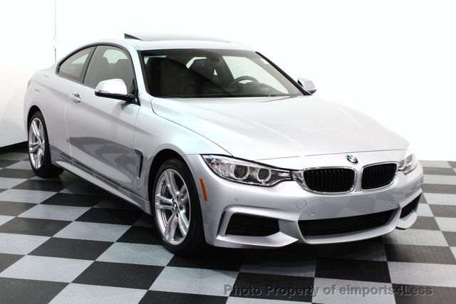 2014 BMW 4 Series CERTIFIED 428i xDRIVE M SPORT AWD COUPE NAVI - 16007905 - 26