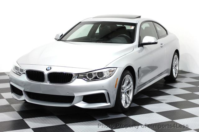 2014 BMW 4 Series CERTIFIED 428i xDRIVE M SPORT AWD COUPE NAVI - 16007905 - 38