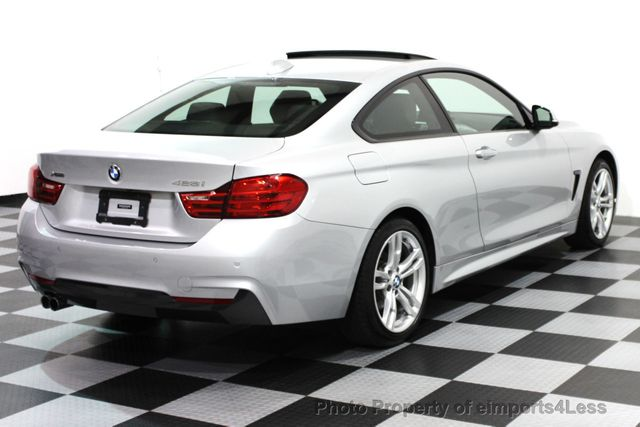 2014 BMW 4 Series CERTIFIED 428i xDRIVE M SPORT AWD COUPE NAVI - 16007905 - 3