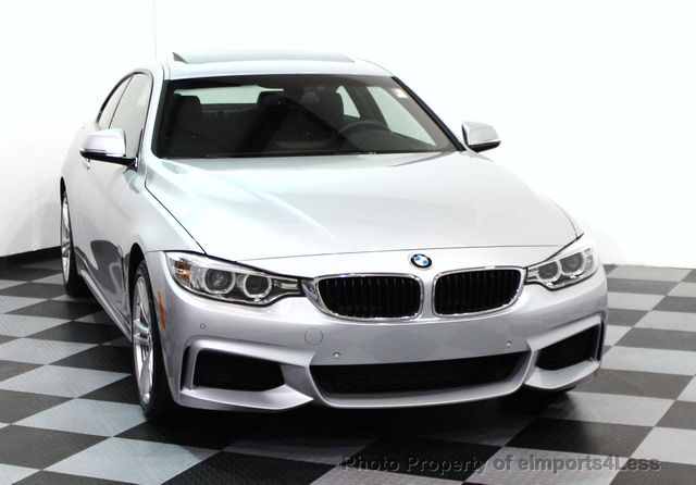 2014 BMW 4 Series CERTIFIED 428i xDRIVE M SPORT AWD COUPE NAVI - 16007905 - 39