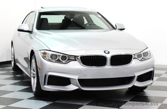 2014 BMW 4 Series CERTIFIED 428i xDRIVE M SPORT AWD COUPE NAVI - 16007905 - 42
