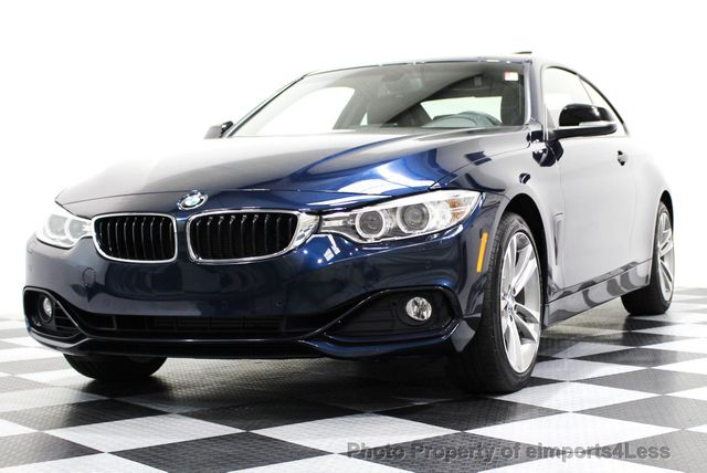 2014 BMW 4 Series CERTIFIED 428i xDRIVE SPORT PACKAGE AWD NAVIGATION - 16518994 - 13