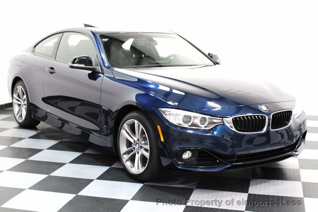 2014 BMW 4 Series CERTIFIED 428i xDRIVE SPORT PACKAGE AWD NAVIGATION - 16518994 - 14