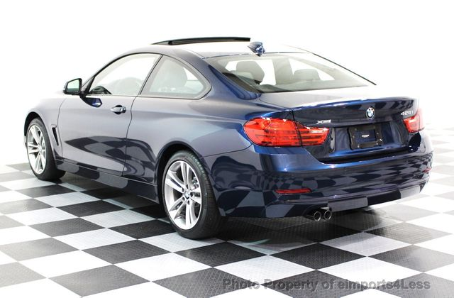 2014 BMW 4 Series CERTIFIED 428i xDRIVE SPORT PACKAGE AWD NAVIGATION - 16518994 - 15