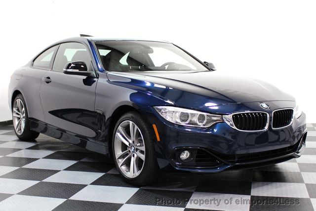 2014 BMW 4 Series CERTIFIED 428i xDRIVE SPORT PACKAGE AWD NAVIGATION - 16518994 - 1