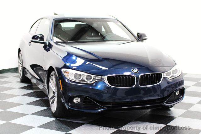 2014 BMW 4 Series CERTIFIED 428i xDRIVE SPORT PACKAGE AWD NAVIGATION - 16518994 - 26