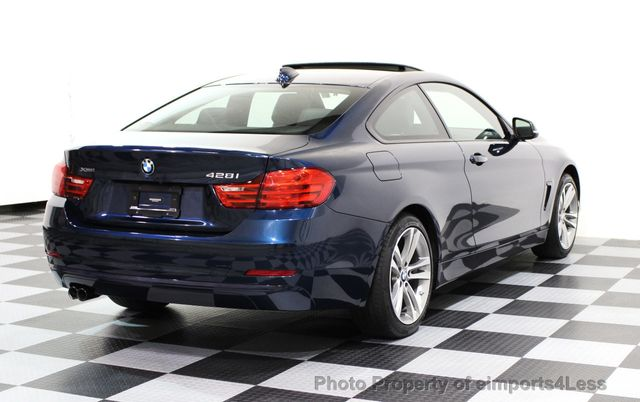 2014 BMW 4 Series CERTIFIED 428i xDRIVE SPORT PACKAGE AWD NAVIGATION - 16518994 - 3