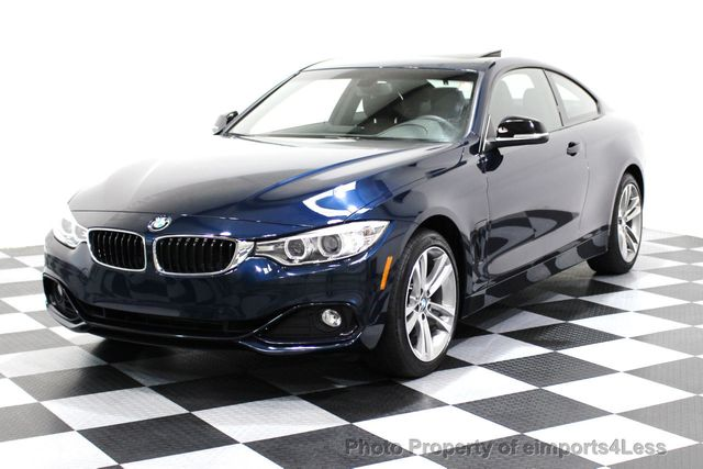 2014 BMW 4 Series CERTIFIED 428i xDRIVE SPORT PACKAGE AWD NAVIGATION - 16518994 - 39