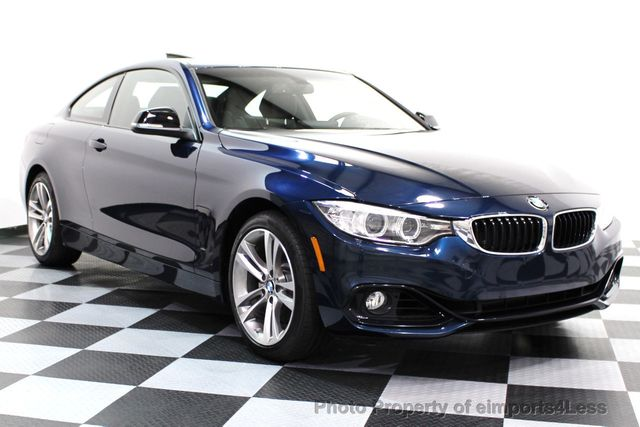2014 BMW 4 Series CERTIFIED 428i xDRIVE SPORT PACKAGE AWD NAVIGATION - 16518994 - 40