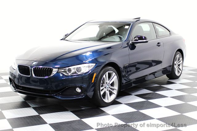 2014 BMW 4 Series CERTIFIED 428i xDRIVE SPORT PACKAGE AWD NAVIGATION - 16518994 - 50