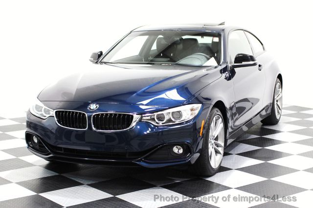 2014 BMW 4 Series CERTIFIED 428i xDRIVE SPORT PACKAGE AWD NAVIGATION - 16518994 - 54
