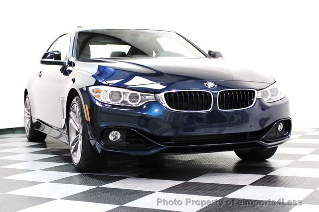 2014 BMW 4 Series CERTIFIED 428i xDRIVE SPORT PACKAGE AWD NAVIGATION - 16518994 - 55