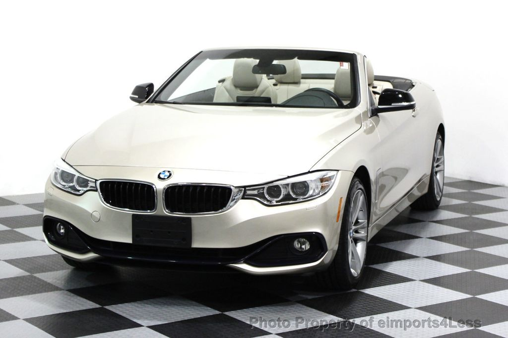 2014 BMW 4 Series CERTIFIED 428i xDRIVE SPORT PACKAGE CONVERTIBLE - 16369468 - 10