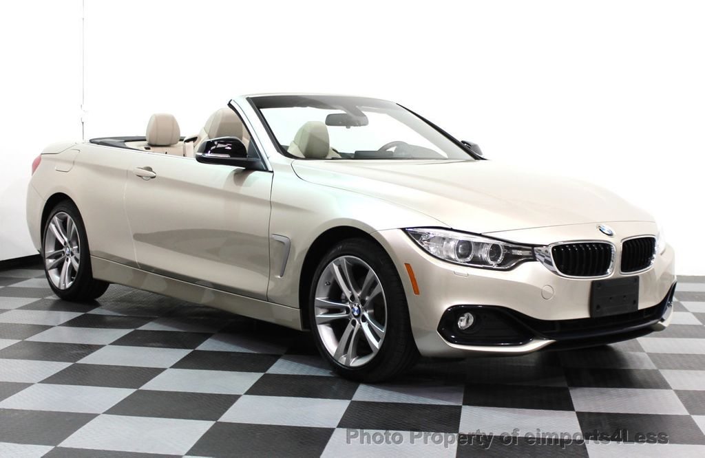 2014 BMW 4 Series CERTIFIED 428i xDRIVE SPORT PACKAGE CONVERTIBLE - 16369468 - 11