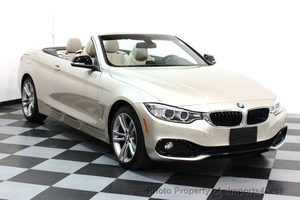 2014 BMW 4 Series CERTIFIED 428i xDRIVE SPORT PACKAGE CONVERTIBLE - 16369468 - 18