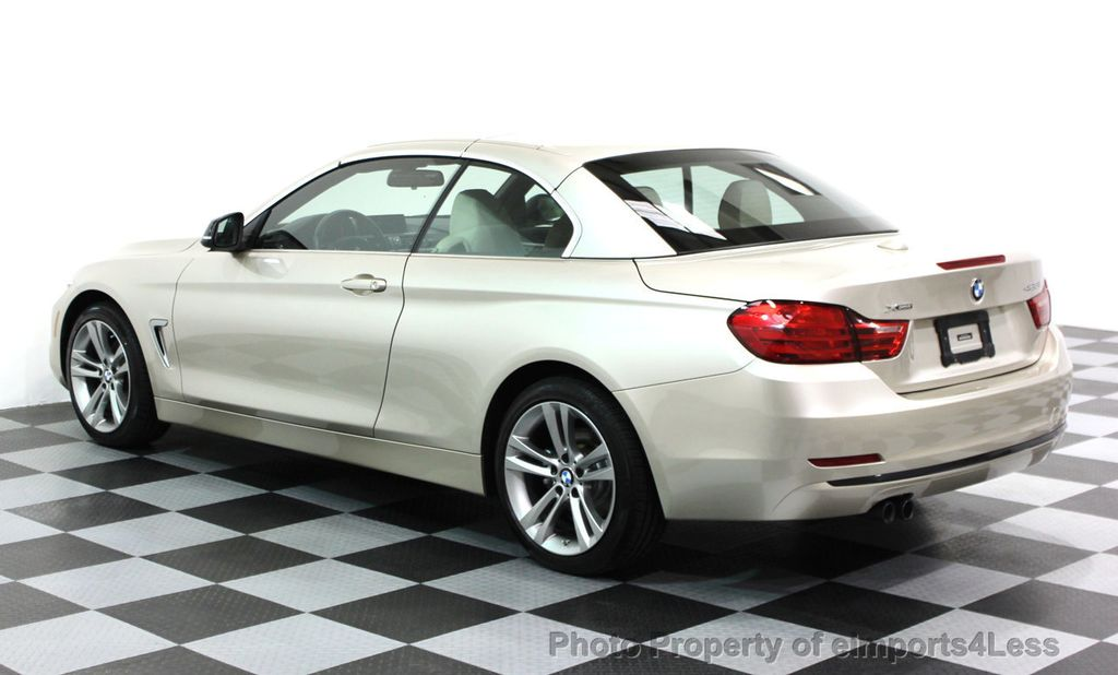 2014 BMW 4 Series CERTIFIED 428i xDRIVE SPORT PACKAGE CONVERTIBLE - 16369468 - 2
