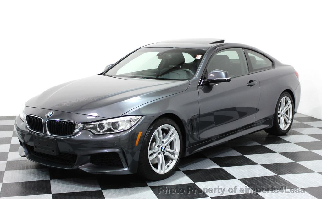 2014 BMW 4 Series CERTIFIED 435i M SPORT 6 SPEED COUPE HK / NAVI - 15827921 - 0