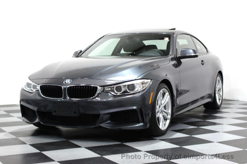 2014 BMW 4 Series CERTIFIED 435i M SPORT 6 SPEED COUPE HK / NAVI - 15827921 - 13
