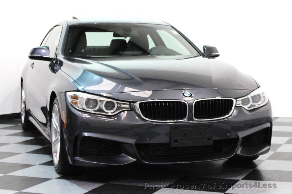 2014 BMW 4 Series CERTIFIED 435i M SPORT 6 SPEED COUPE HK / NAVI - 15827921 - 15