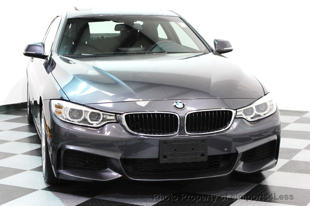 2014 BMW 4 Series CERTIFIED 435i M SPORT 6 SPEED COUPE HK / NAVI - 15827921 - 17