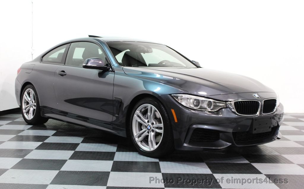 2014 BMW 4 Series CERTIFIED 435i M SPORT 6 SPEED COUPE HK / NAVI - 15827921 - 1