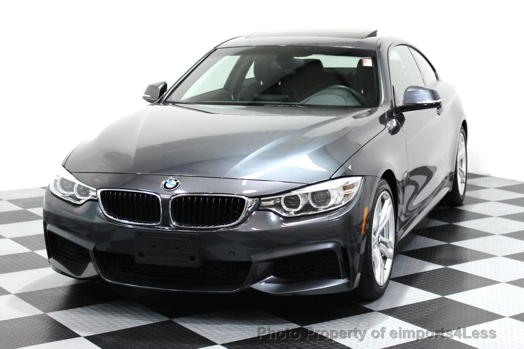 2014 BMW 4 Series CERTIFIED 435i M SPORT 6 SPEED COUPE HK / NAVI - 15827921 - 20