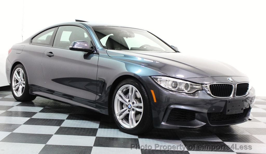 2014 BMW 4 Series CERTIFIED 435i M SPORT 6 SPEED COUPE HK / NAVI - 15827921 - 21