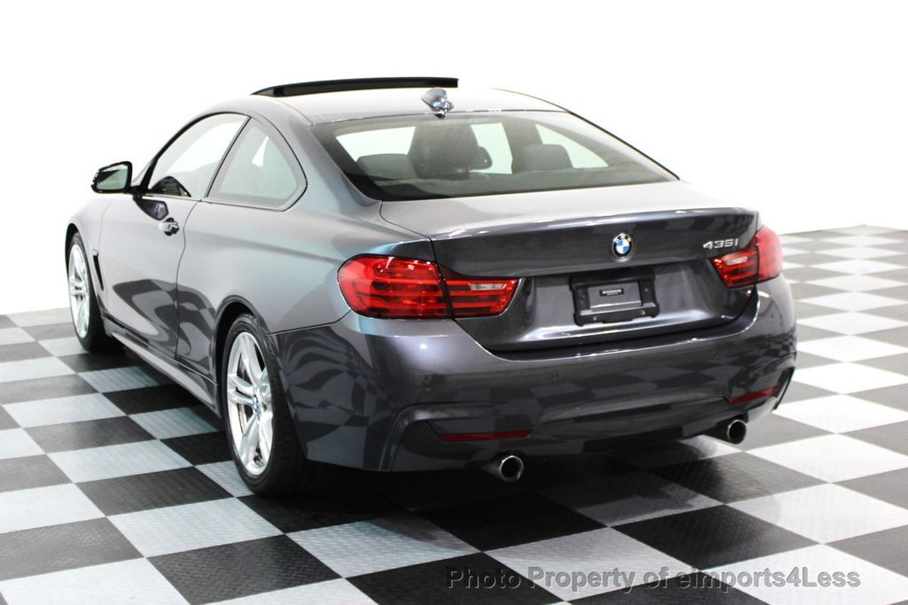 2014 BMW 4 Series CERTIFIED 435i M SPORT 6 SPEED COUPE HK / NAVI - 15827921 - 22