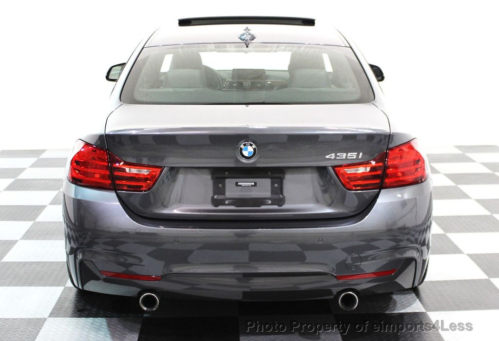 2014 BMW 4 Series CERTIFIED 435i M SPORT 6 SPEED COUPE HK / NAVI - 15827921 - 23