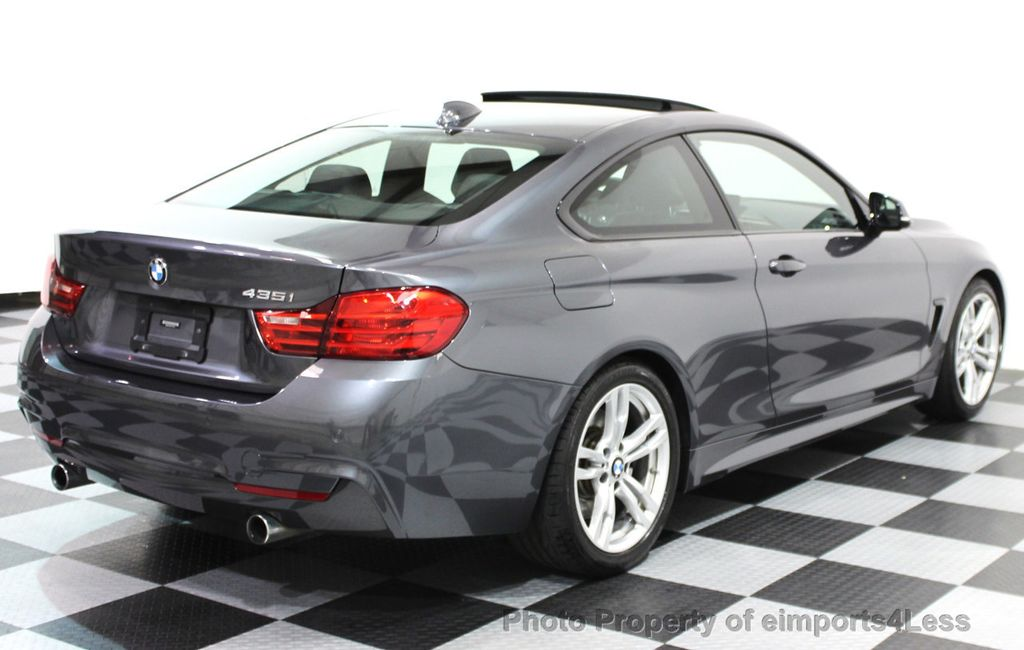 2014 BMW 4 Series CERTIFIED 435i M SPORT 6 SPEED COUPE HK / NAVI - 15827921 - 24